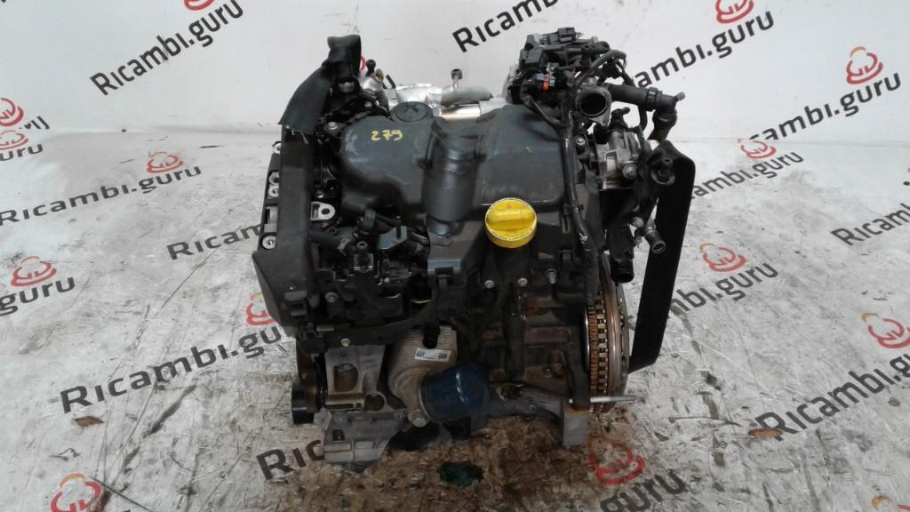 Motore completo Nissan qashqai