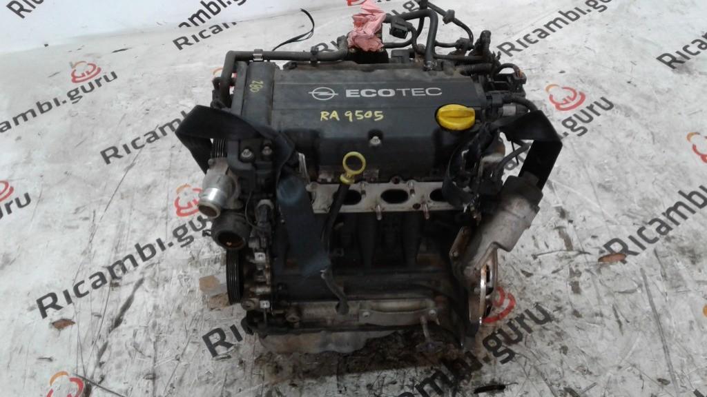 Motore completo Opel corsa