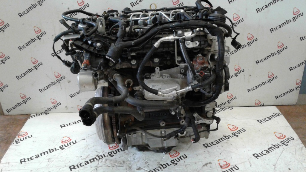 Motore completo Opel insignia