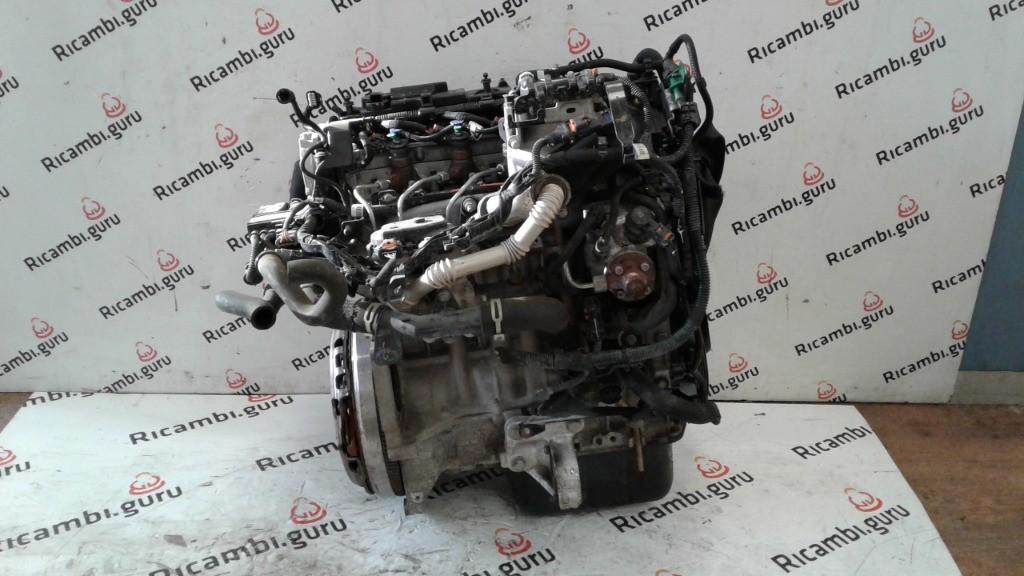 Motore completo Peugeot 2008