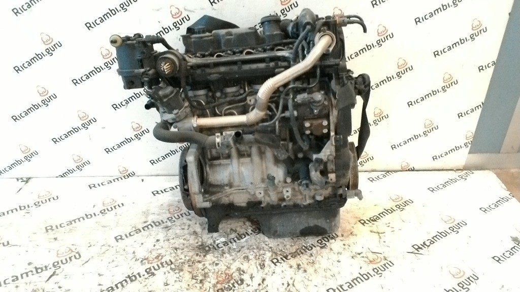 Motore completo Peugeot 207