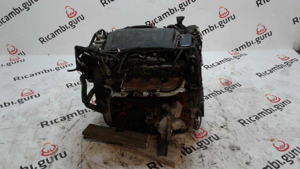 Motore completo Peugeot 5008