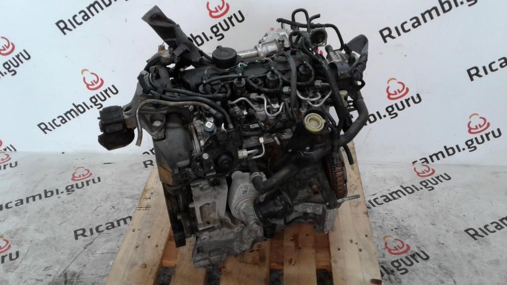 Motore completo Renault clio