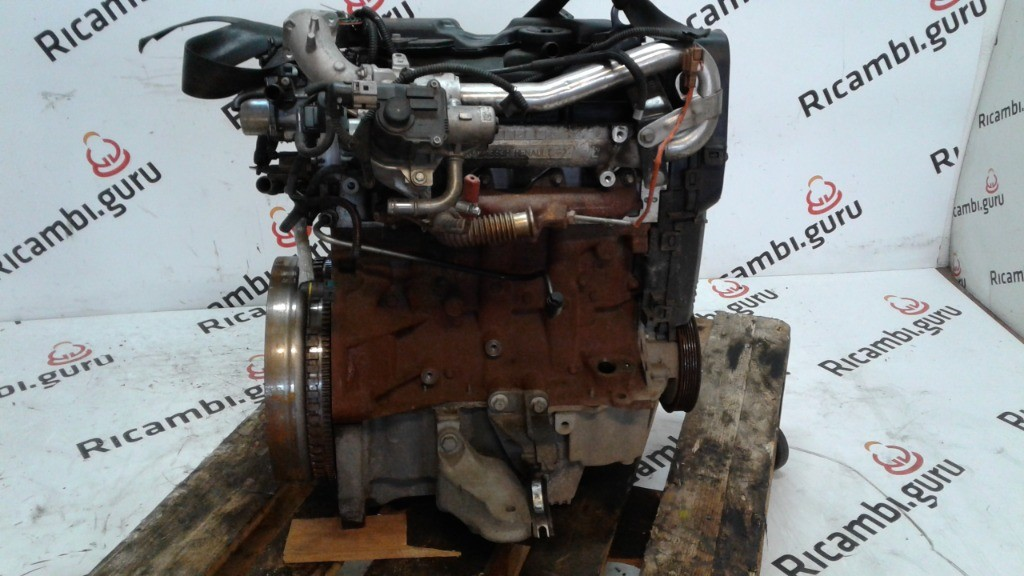 Motore completo Renault megane