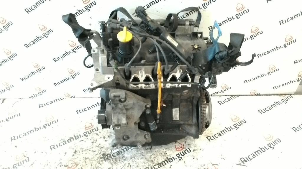 Motore completo Renault twingo