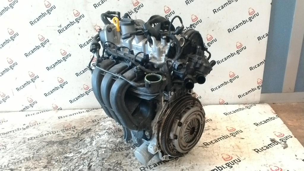 Motore completo Skoda citigo