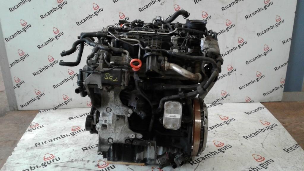 Motore completo Volkswagen golf 6