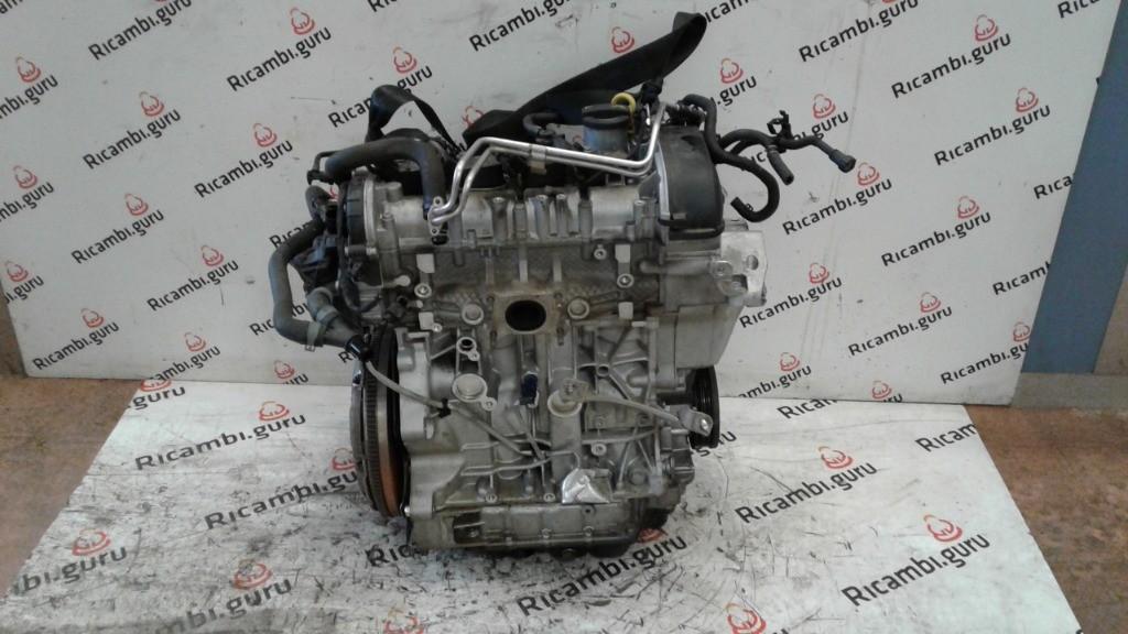Motore completo Volkswagen golf 7