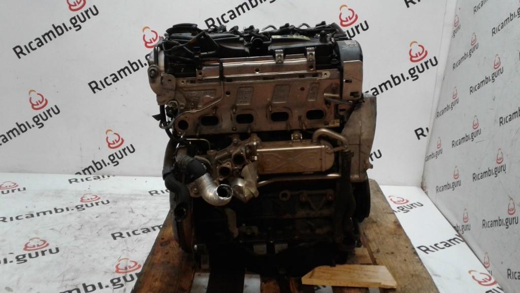Motore completo Volkswagen polo