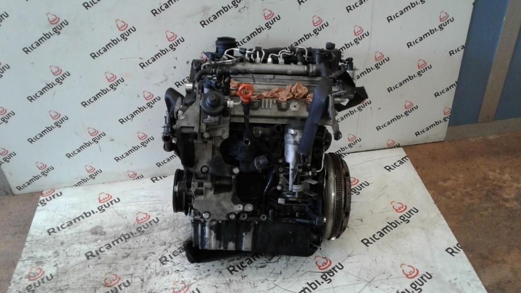Motore completo Volkswagen scirocco