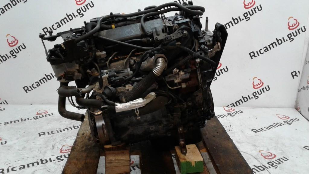 Motore completo Volvo v50