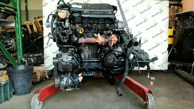 Motore Completo Peugeot 307