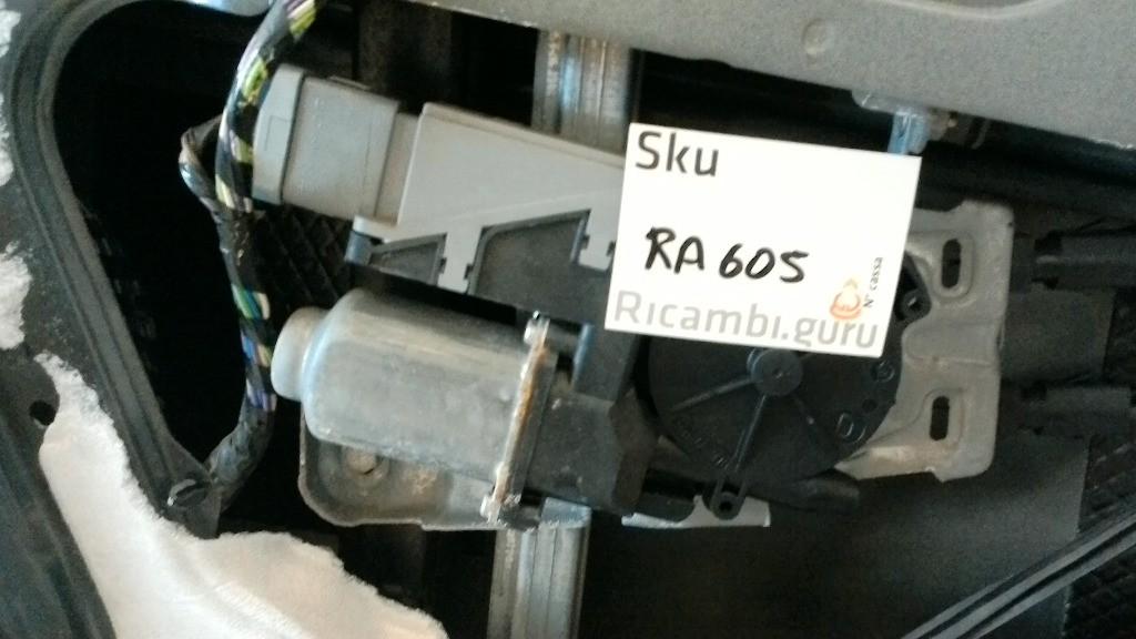 Motorino alzacristallo con telaio Destro Citroen c3 pluriel