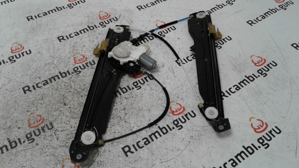 Motorino alzacristallo con Telaio Anteriore Sinistro Bmw serie 5