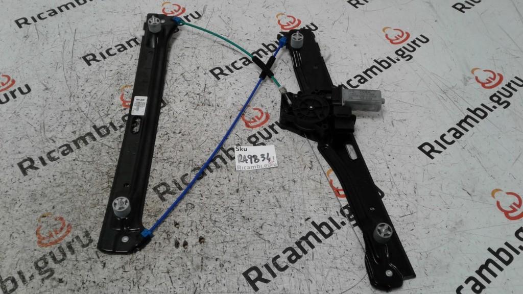 Motorino alzacristallo con Telaio Anteriore Sinistro Bmw x1