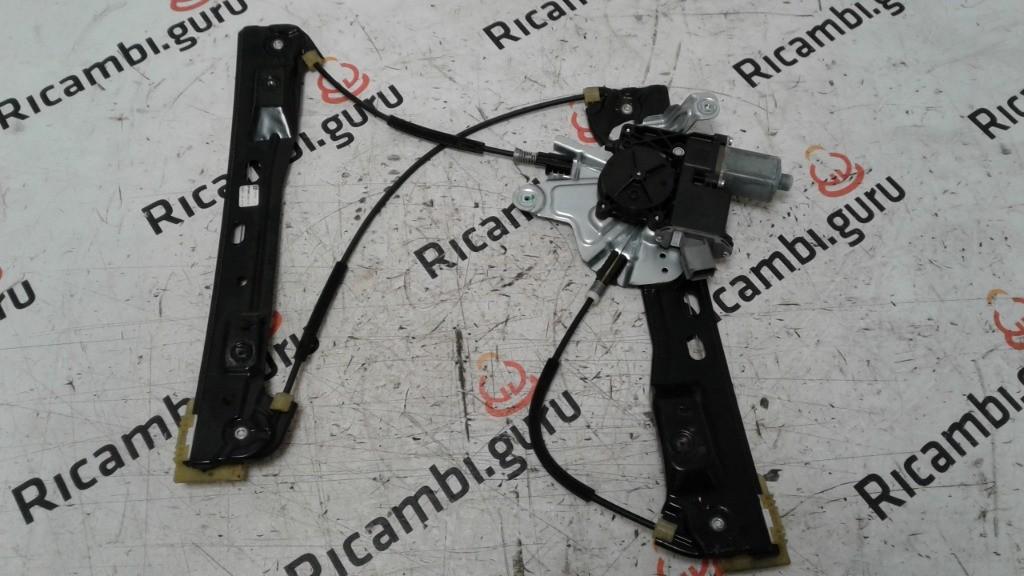 Motorino alzacristallo con Telaio Anteriore Sinistro Opel insignia