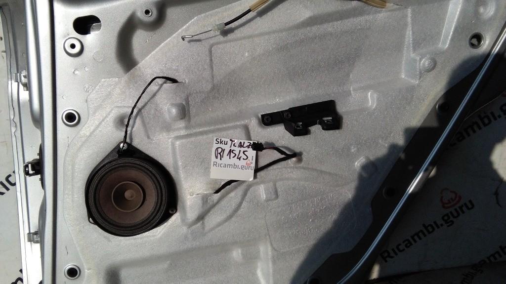 Motorino alzacristallo con telaio Posteriore Destro Fiat bravo