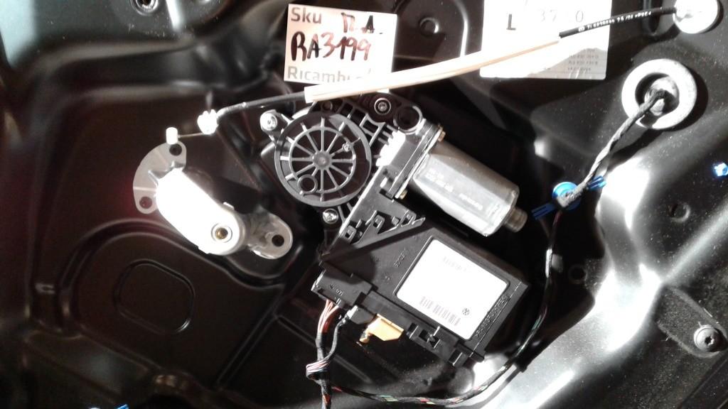 Motorino alzacristallo Posteriore Destro Volkswagen touareg