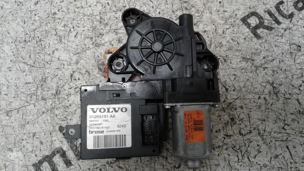 Motorino alzacristallo Posteriore Destro Volvo v50