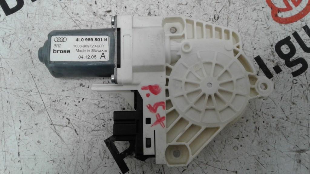 Motorino alzacristallo Posteriore Sinistro Audi q7