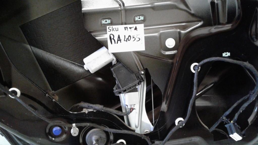 Motorino alzacristallo con telaio Posteriore Sinistro Opel insignia station