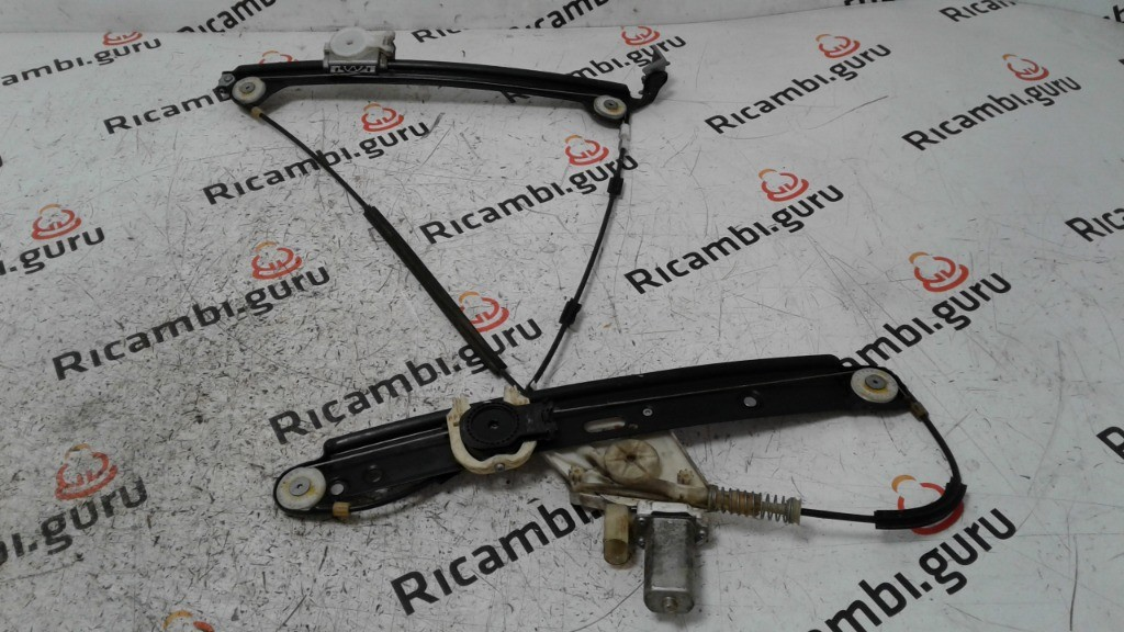 Motorino alzacristallo con Telaio Sinistro Bmw serie 1 3 porte