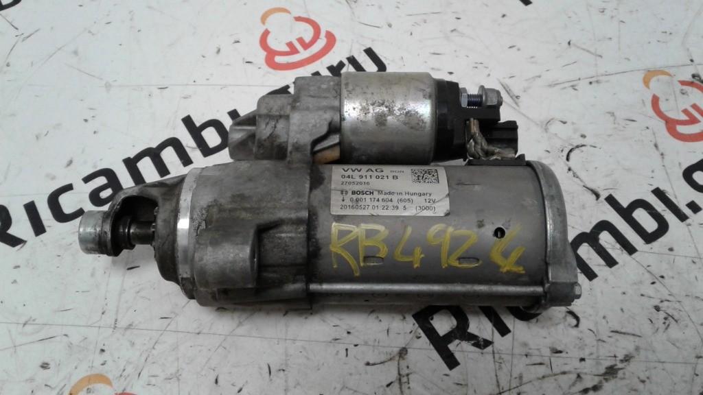 Motorino avviamento Audi a4