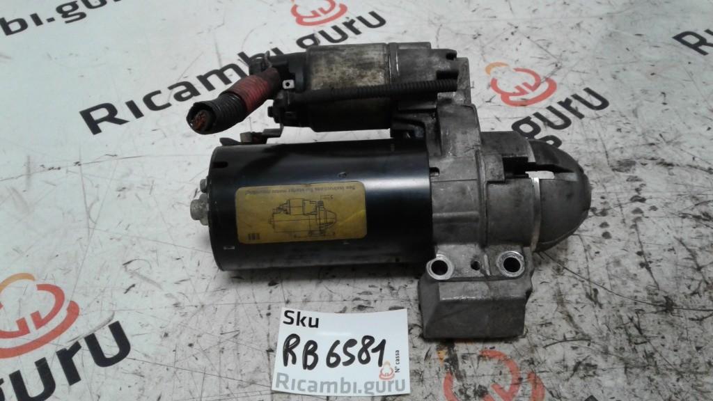 Motorino avviamento Bmw serie 3