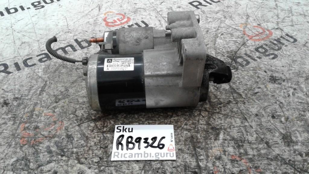 Motorino avviamento Citroen c3