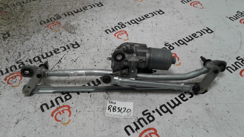 Motorino tergicristallo Audi q5