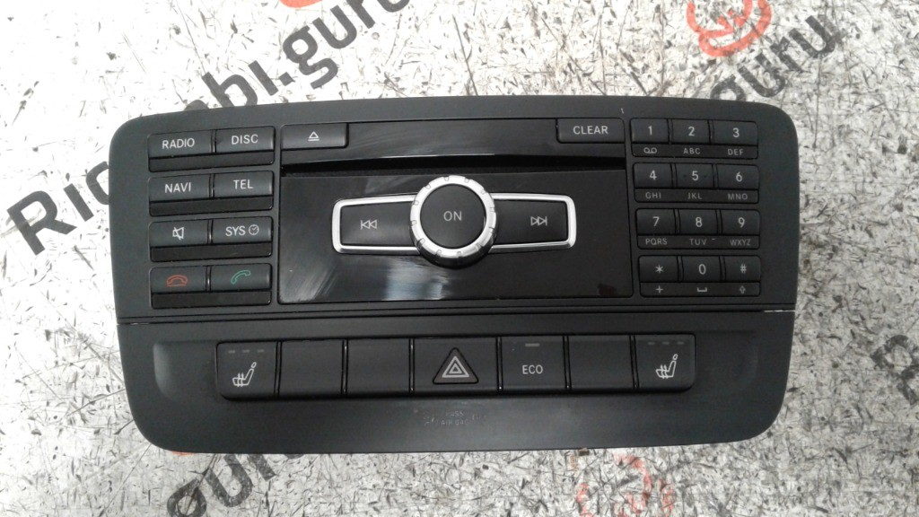 Navigatore Mercedes classe a