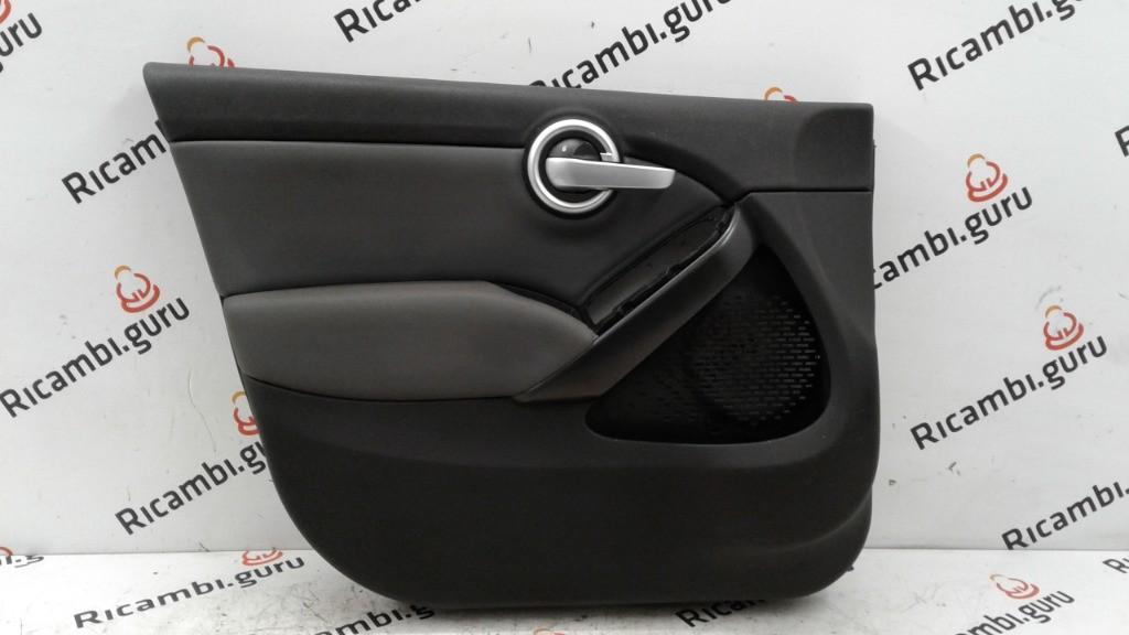 Pannello porta Anteriore Sinistro Fiat 500 x