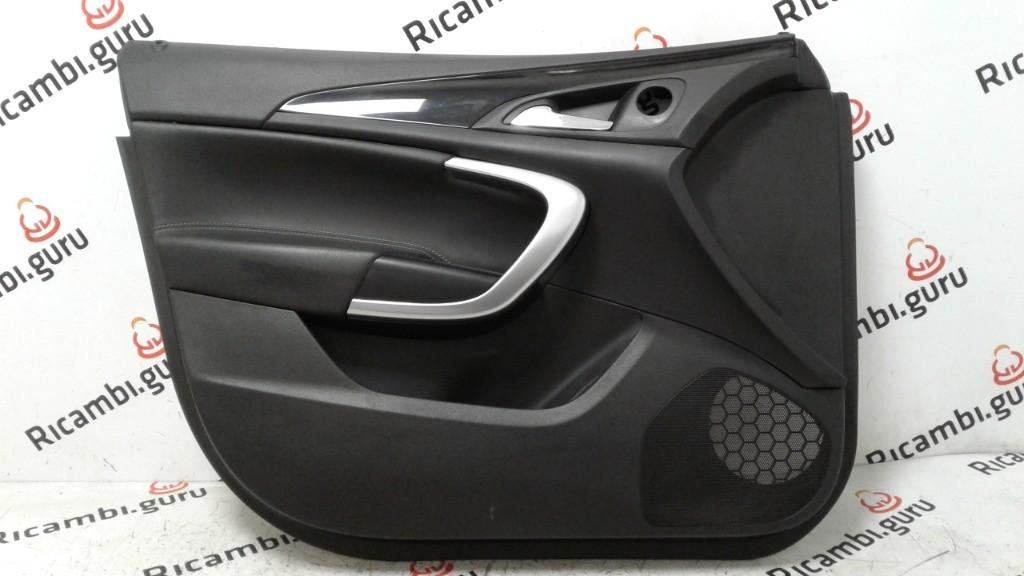 Pannello porta Anteriore Sinistro Opel insignia