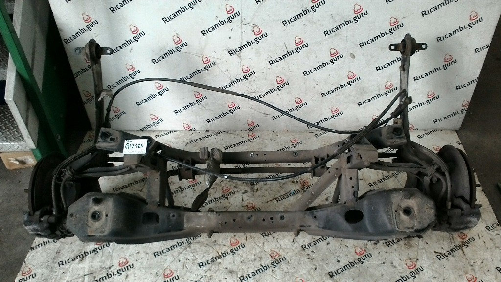 Ponte posteriore Ford focus berlina