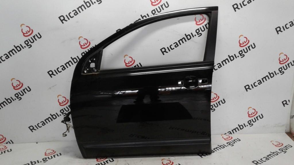 Porta Anteriore Sinistra Nissan qashqai+2