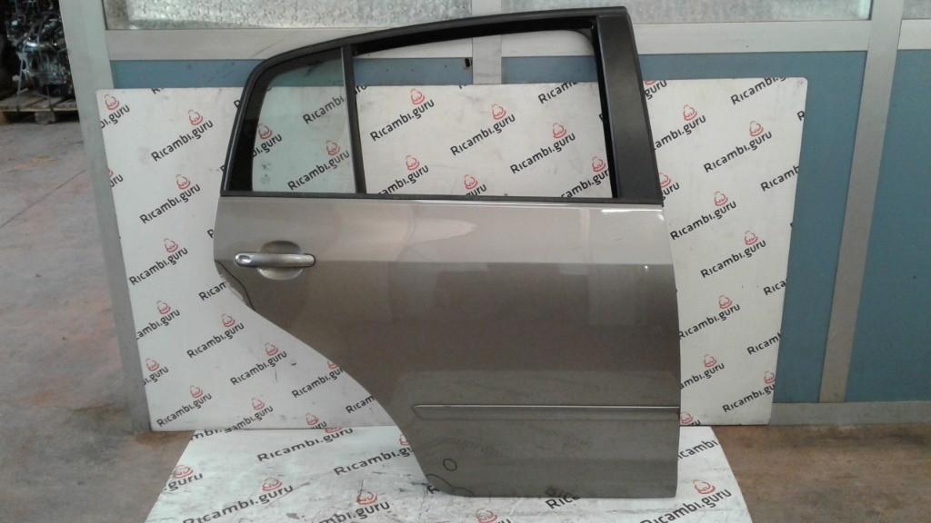 Porta Posteriore Destra Volkswagen golf 6 plus