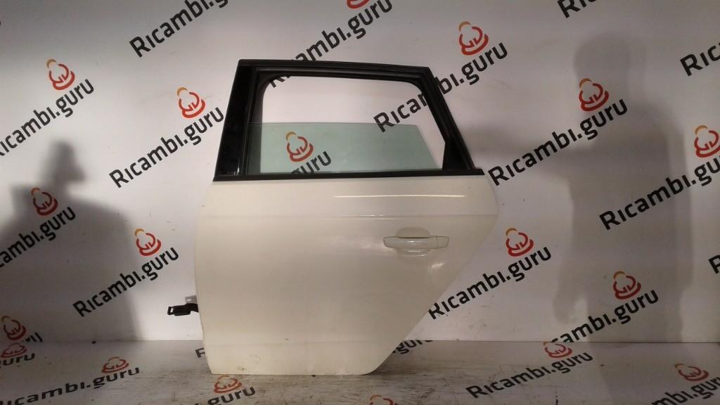 Porta Posteriore Sinistra Audi a3 sportback