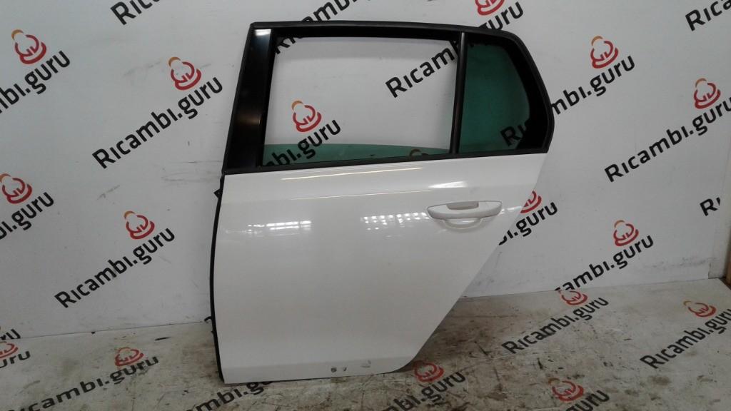 Porta Posteriore Sinistra Volkswagen golf 6