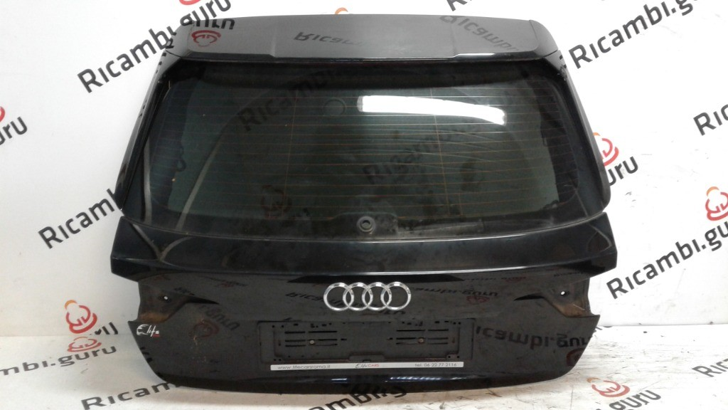 Portellone Audi a4 avant