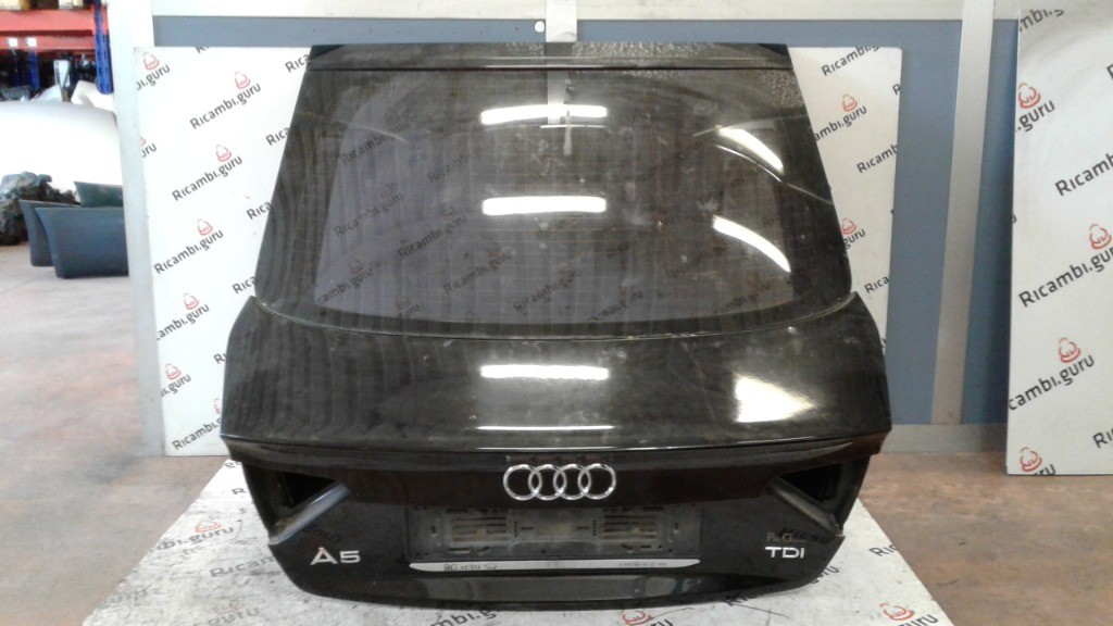 Portellone Audi a5 sportback