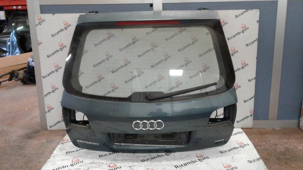 Portellone Audi a6 allroad