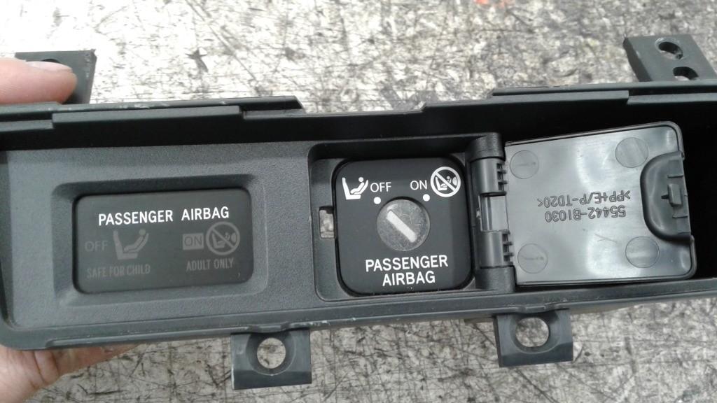 Interruttore Disinserimento Airbag Passeggero Daihatsu materia