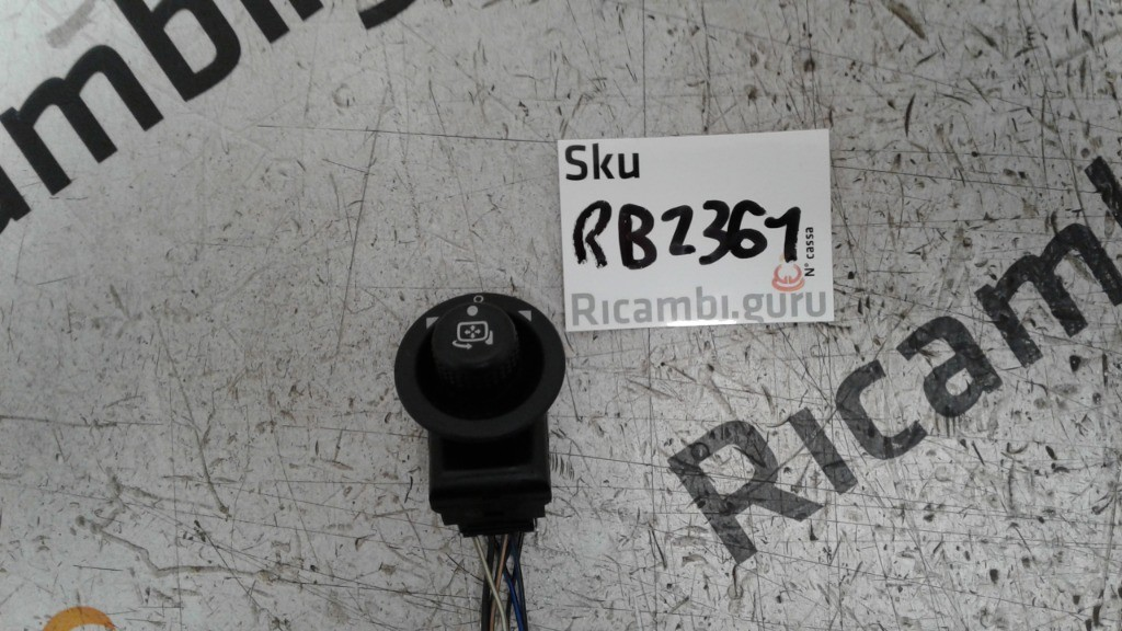 Pulsantiera Regolazione Retrovisori range rover sport