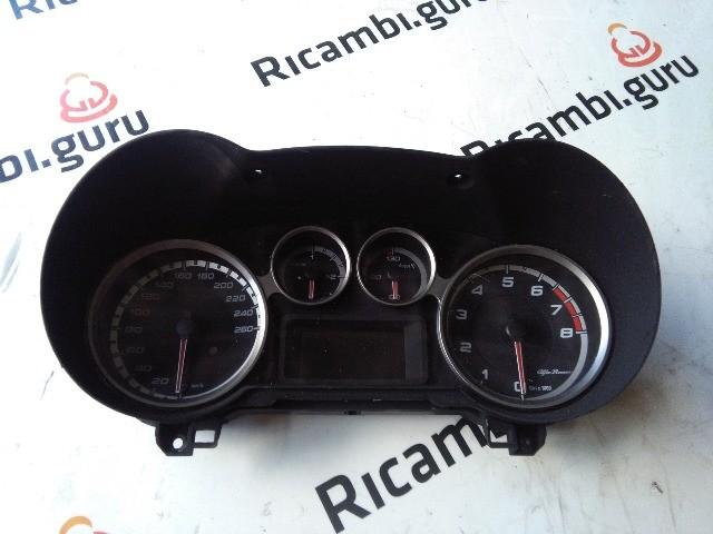 Quadro Strumenti Alfa Romeo Mito