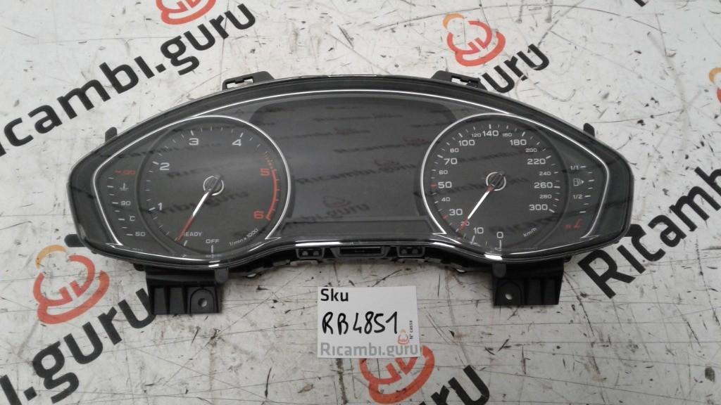 Quadro strumenti Audi a4