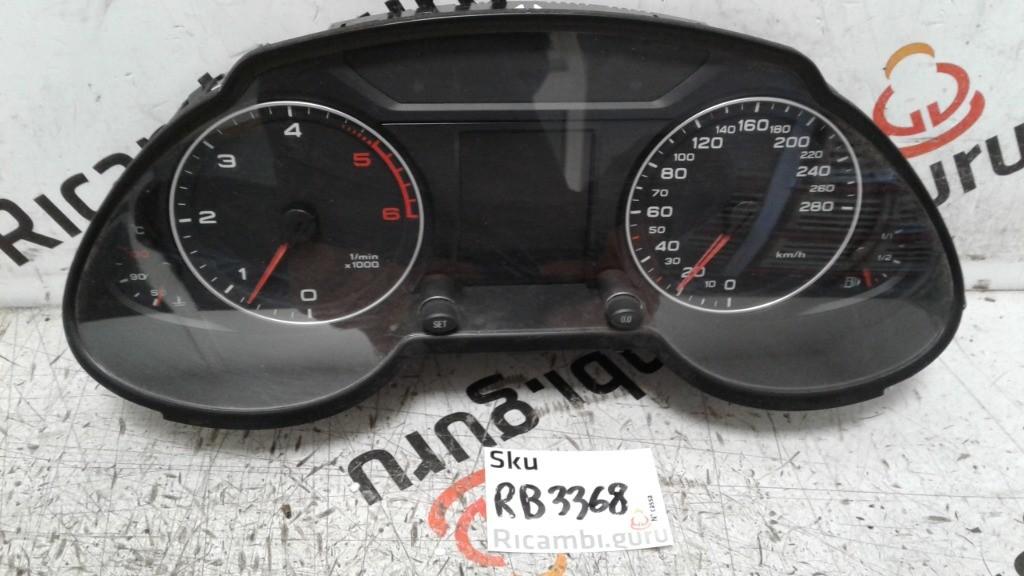 Quadro strumenti Audi q5
