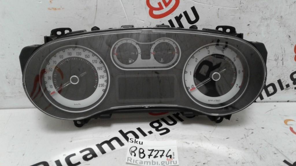 Quadro strumenti Fiat 500 l