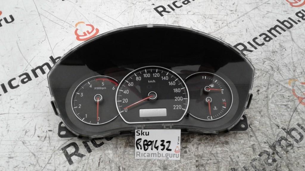 Quadro strumenti Fiat sedici