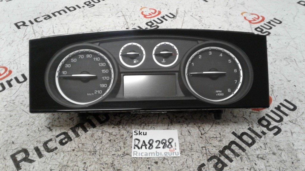 Quadro strumenti Lancia ypsilon