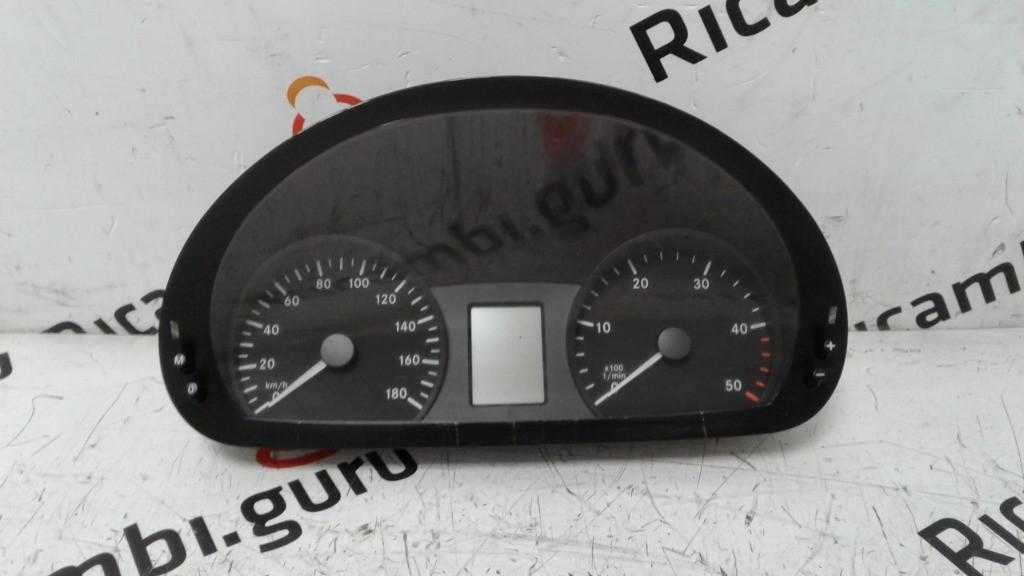 Quadro strumenti Mercedes sprinter